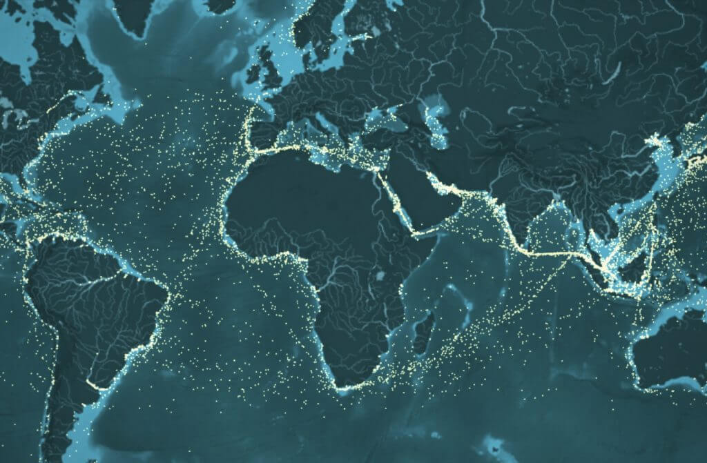 21 Mind-Blowing Map Examples from the Web